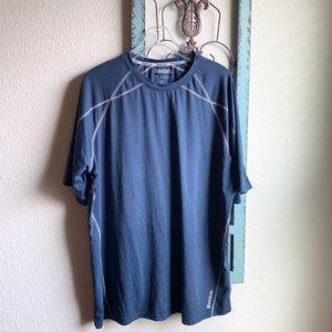 Blue Reebok T-shirt, size XXL